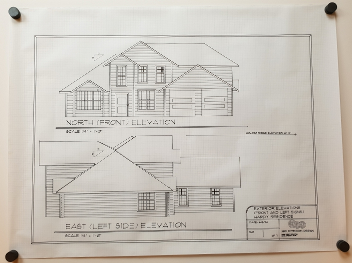 Lance Hardy architectural design