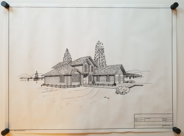 Lance Hardy architectural rendering
